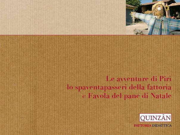 Le avventure di Pirì lo spaventapasseri della fattoria